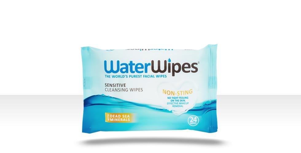 WaterWipes kozmetikai kendő