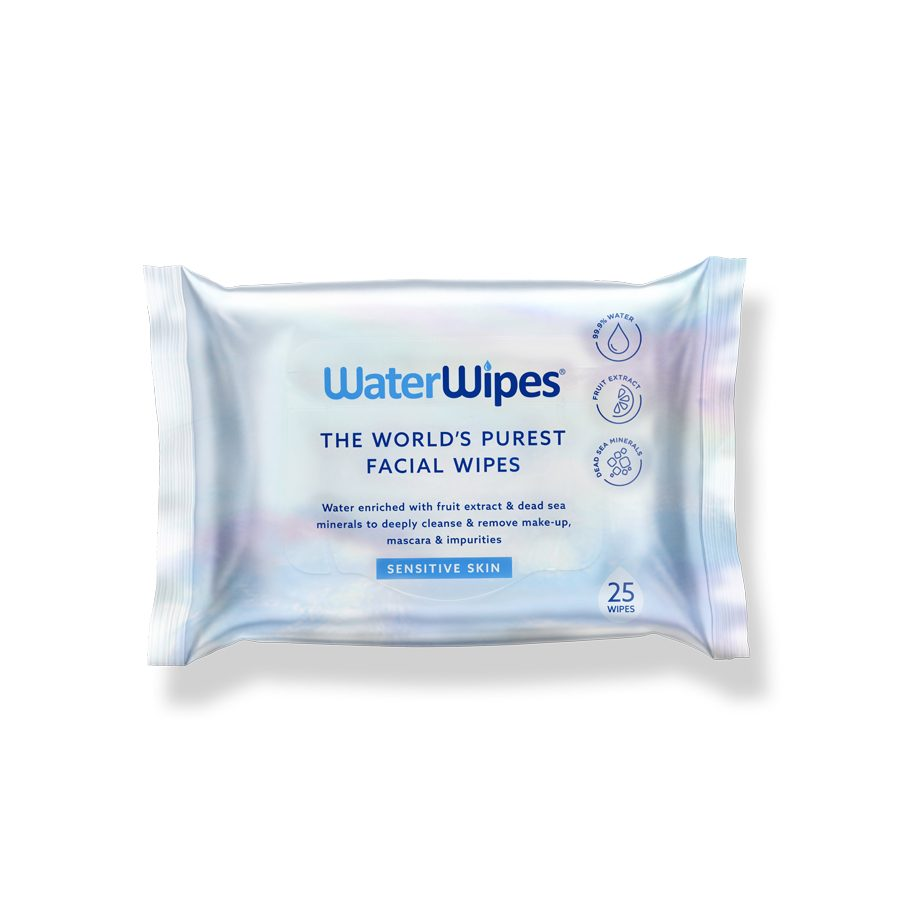 WaterWipes Kozmetikai és Arcápoló Kendő Hölgyeknek