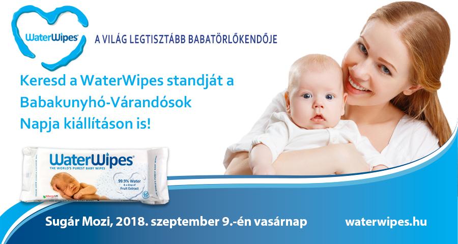 Babakunyhó Várandósok Napja Budapesten WaterWipes Részvétellel