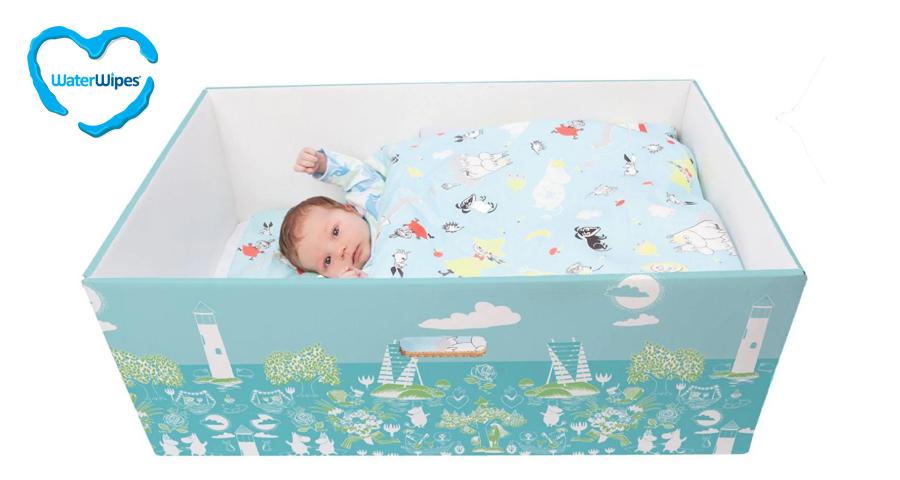 Miben altassuk kisbabánkat. Baby Box