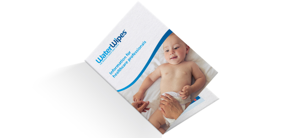 Information for Healthcare professionals - WaterWipes Documents