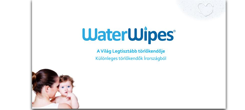 Waterwipes Termékbemutató Prezentáció 2018