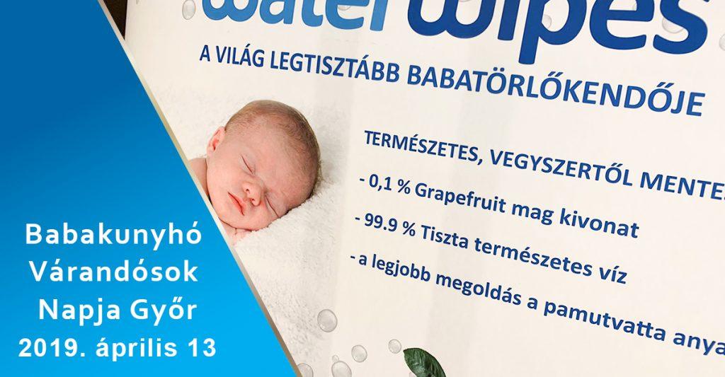 Babakunyhó Várandósok Napja Győr 2019