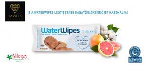 WaterWipes Törlőkendők a Tardi's Cosmetics Szalonban