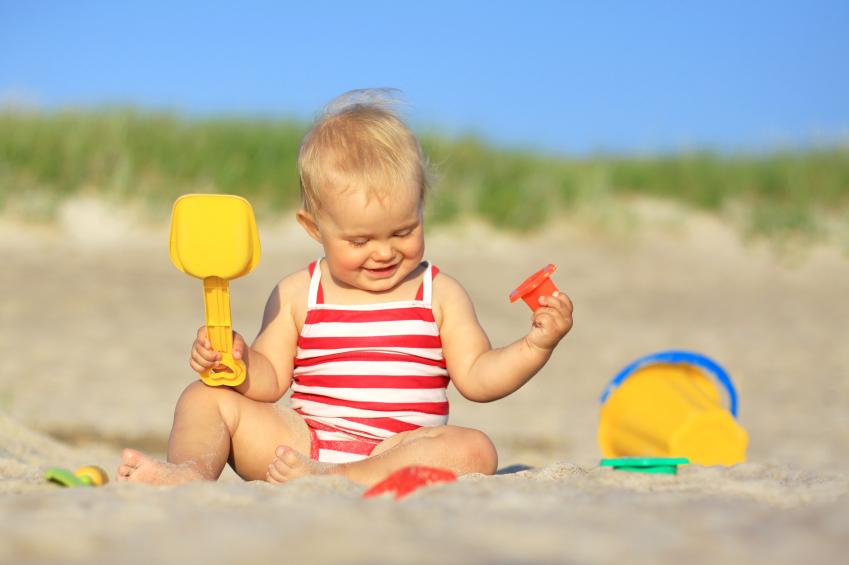 Hogyan védjük kisbabánk bőrét
