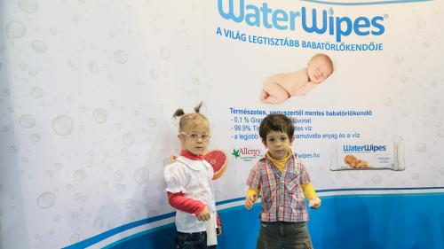 WaterWipes - Baba Mama Expo 2018 16