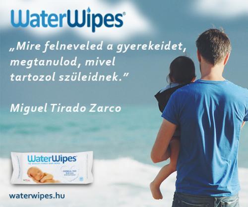 WaterWipes Idézetek Album 2018 06